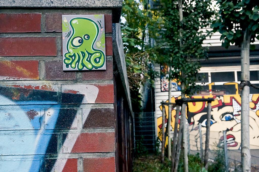 street art siro hamburg