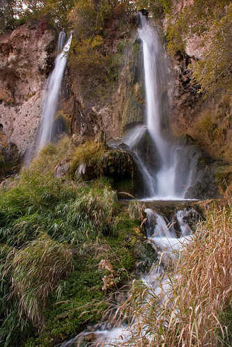 waterfall colorado riflefallsstatepark