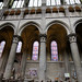 Notre-Dame of Dijon 1220-1240. View to the aisle, triforium and clerestory (вид на боковой неф, трифорий и клересторий)
