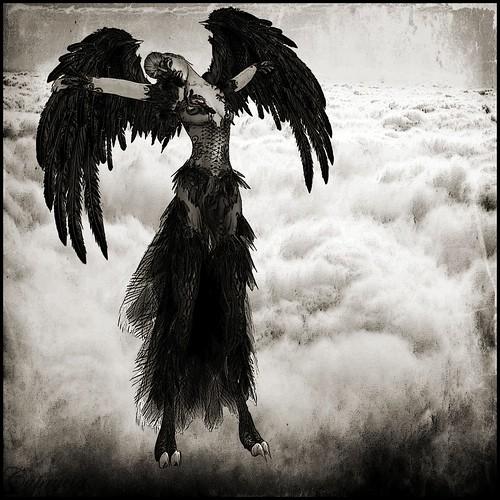 Dark Creature by Utopia by ♥Caprycia♥