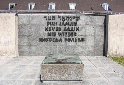 Words in Dachau