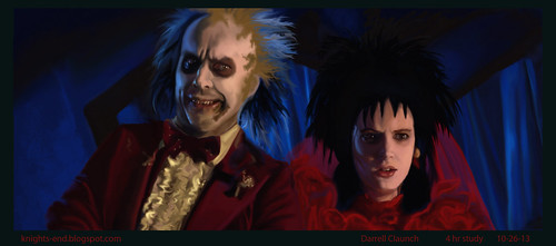 BeetleJuice_4hr_paint_study
