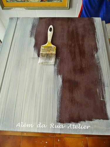 Como fazer pátina - Passo a passo