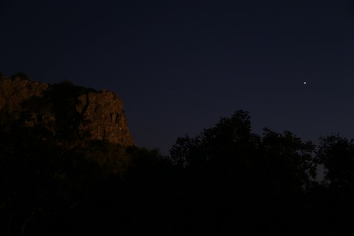 Venus and Mount Carmel