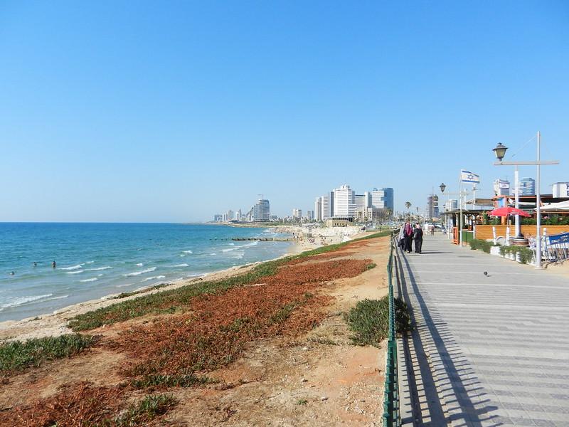 Тель-Авив. Набережная