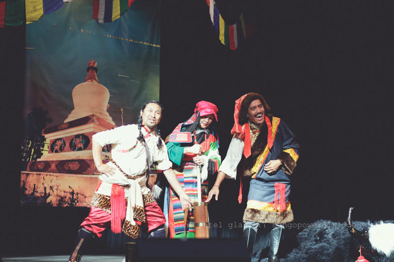 Tibetan Insititute of Performing Arts 3