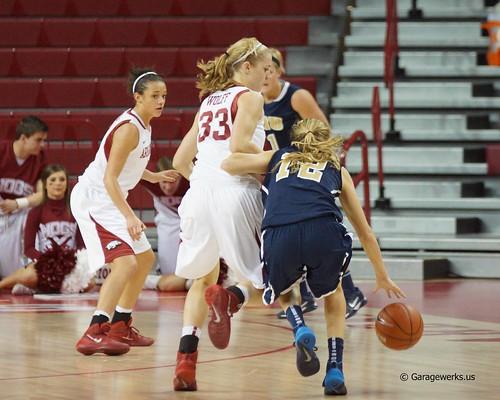 University of Arkansas Razorbacks vs Oral Roberts Basketball