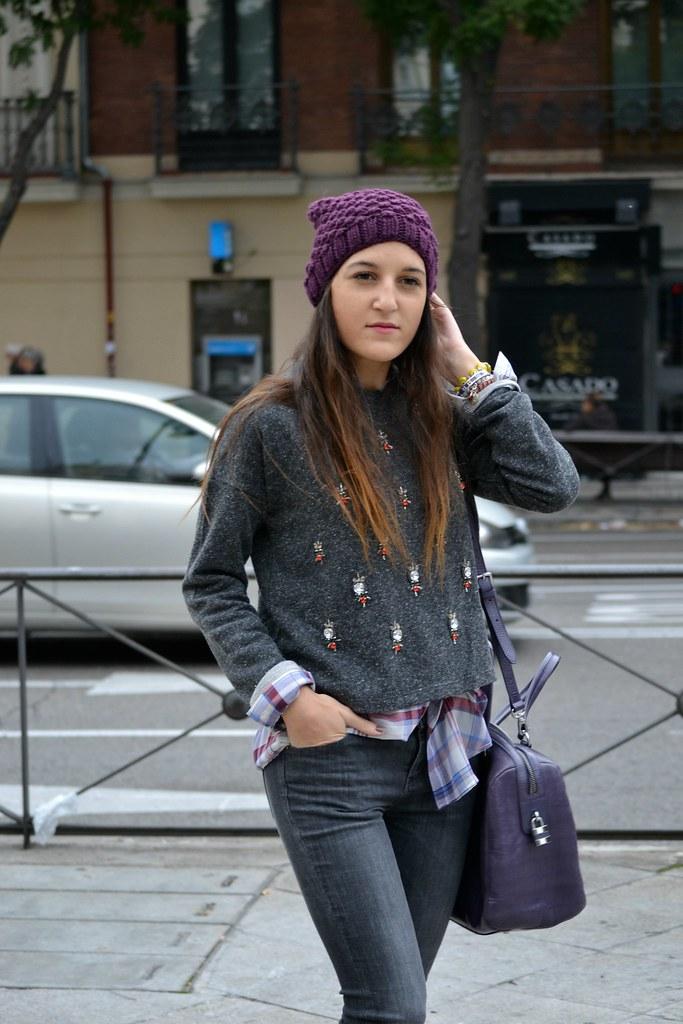 sweater bichos zara 7