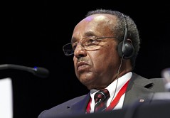 Bekele Geleta Secretary general of the IFRC