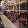 Metrocentre lights from upstairs