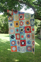 Starring Out to Sea Quilt