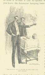 """British Library digitised image from page 160 of """"The Crime of a Christmas Toy. A detective story, etc"""""""