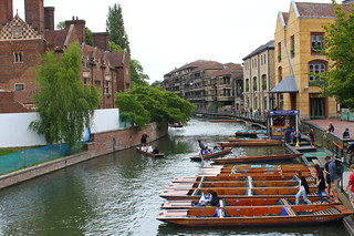 Cambridge punts