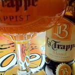 ベルギービール大好き!! ラ・トラップ ブロンド La Trappe Blond