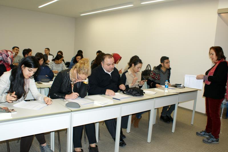 Üsküdar Üniversitesi Rehber Öğretmenlere Pozitif Psikoloji eğitimi veriyor