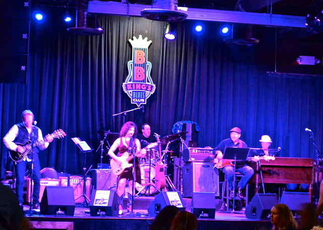 BB Kings Live Music and Dinner, West Palm Beach - Sister Mary Beth Band