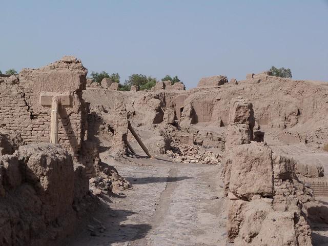 Foto de Bam (Irán) 10 años después del terremoto