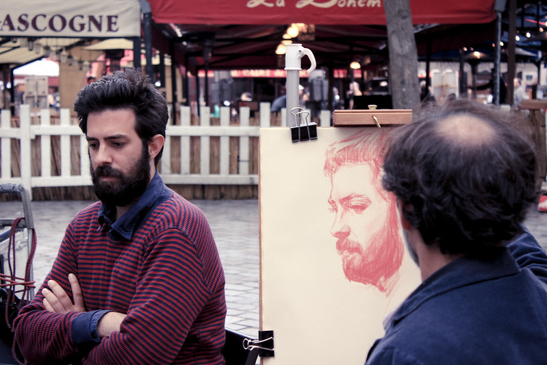 Anapau | Gente | Paris | Arte