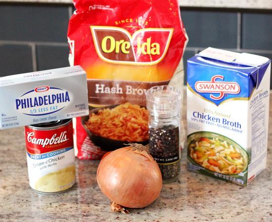 Hi Sugarplum | Simple Crockpot Potato Soup