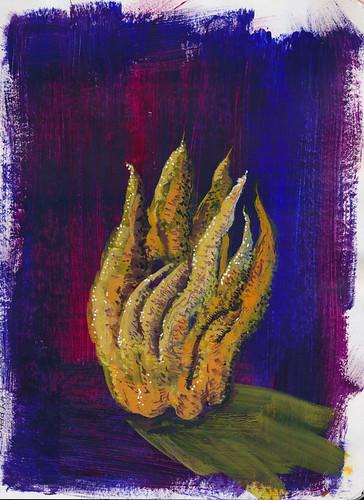 Into 2014: Buddha Hand