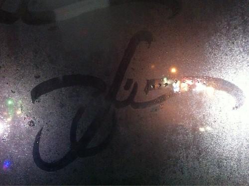 Janah (fogged up)