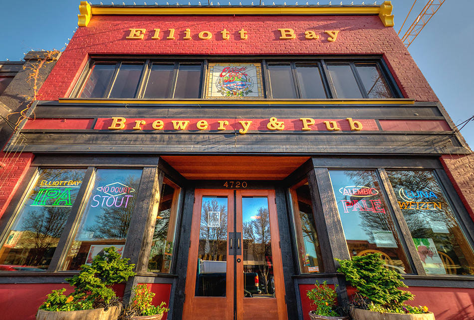 Elliott Bay Brewery & Pub