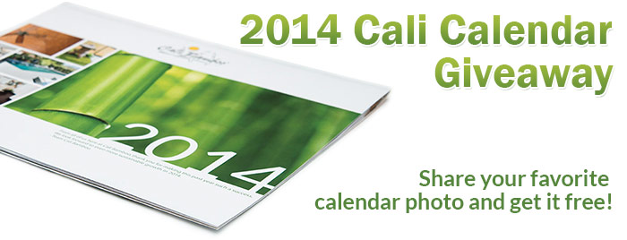 Share your favorite calendar photo and get it free!