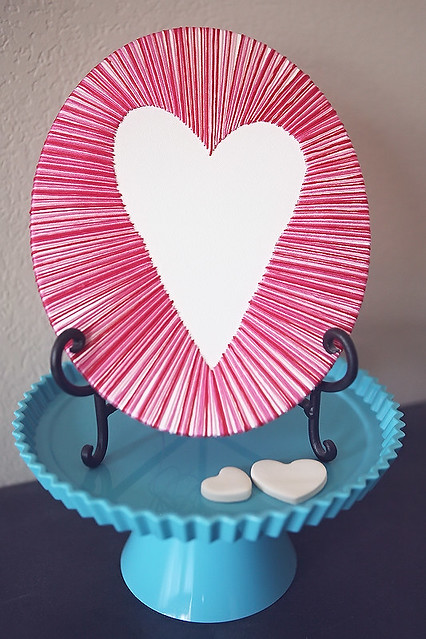 9 DIY Hearts Crafts @jonahbonah