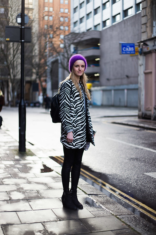 Street Style - Joy Starkey, London Collections: Men