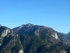 Foto per 14. I Monti Plananizza e Belepeit, visti dalla dorsale del monte Plagna.