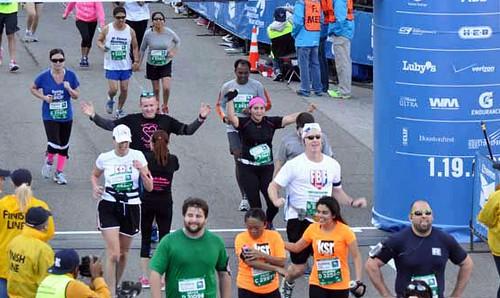 Maratón de Houston 2014