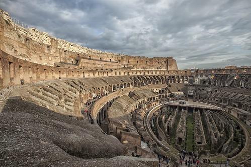 Coliseo (Roma), Explore XXIII (#219 Ene 28, 2014)