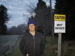 Biathlon - Russell Currier