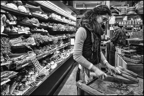 The Greener Grocer by andiwolfe