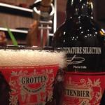 ベルギービール大好き!! グロッテン・ビア Grottenbier@麦潤