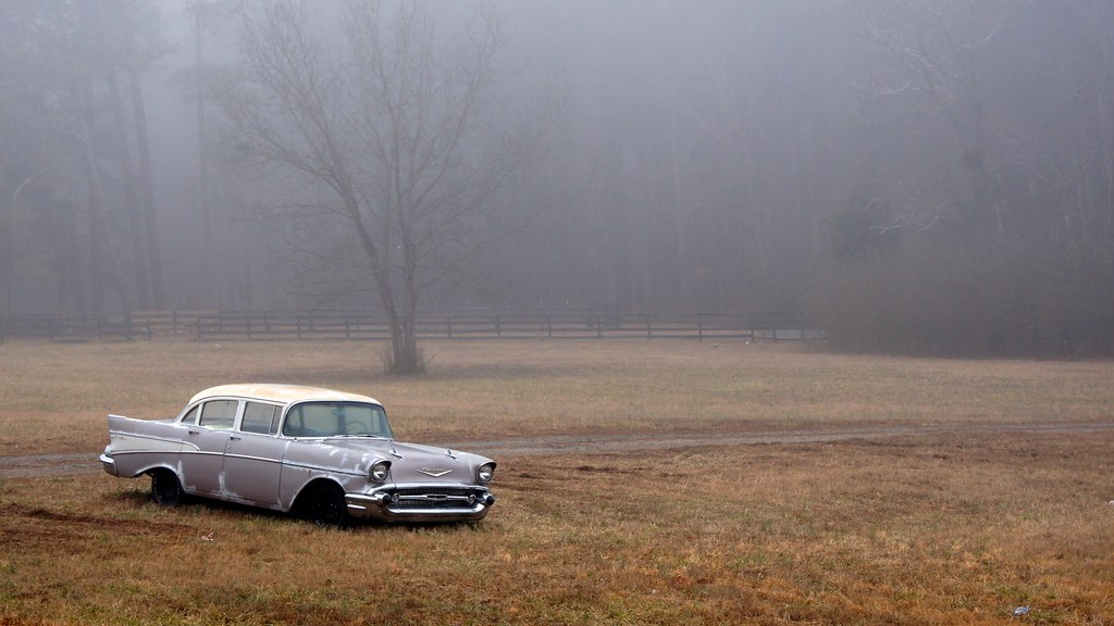 Bel Air in the Fog