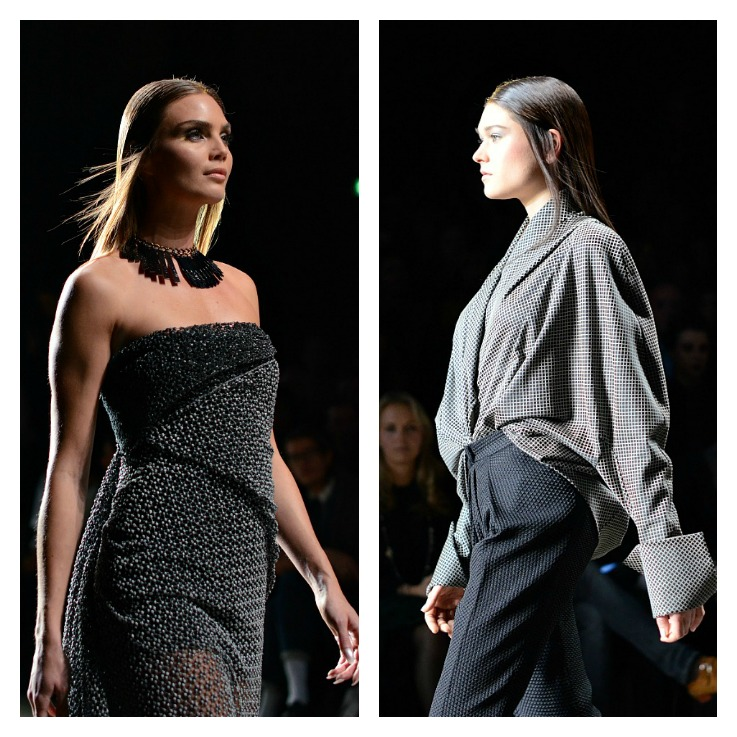 Collage Tony Cohen, Amsterdam Fashion week 2014 (3)