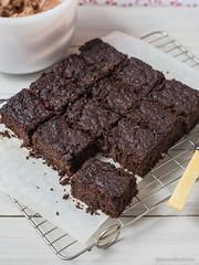 Ooey Gooey Gluten-Free Brownies
