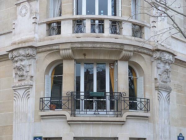 fenêtre d'angle