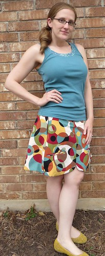 Circus Skirt, Take Two
