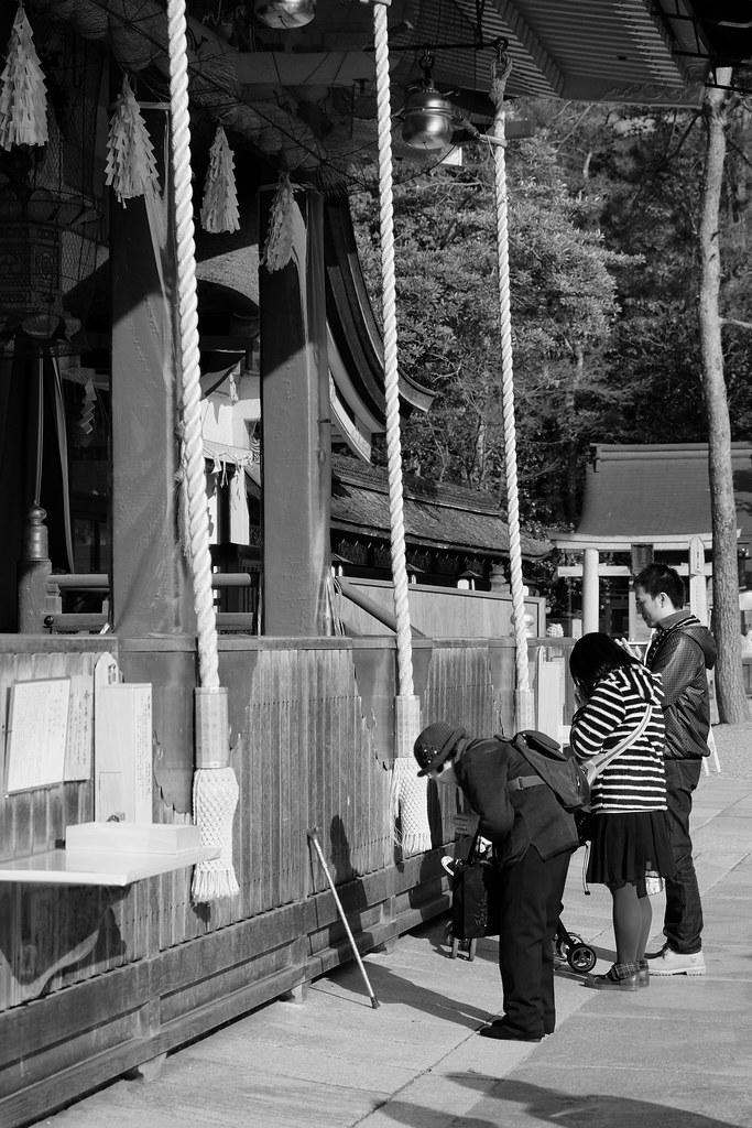 snapping at Higashiyama, Kyoto (10) Yasaka Shrine