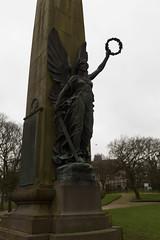 War Memorial Buxton