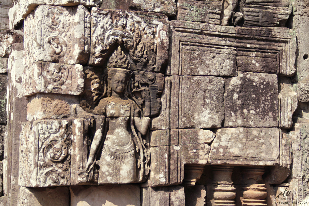 12791430134 739d7189aa b - Cambodia 2013: Affirming my appreciation for ruins in the Temples of Bayon and Ta Prohm