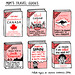 mom's travel guides by gemma correll