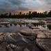 Rock pool - Fiskvik by - David Olsson -