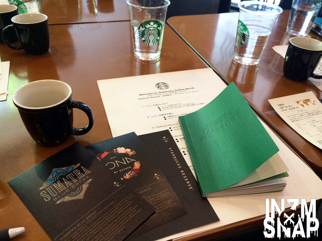 Starbucks Reserve® Special Coffee Seminar