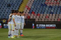 Steaua-Pandurii, 2-2, joc si atmosfera