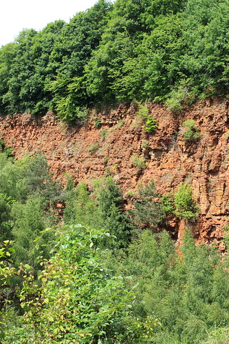 Red Rocks of Luxembourg
