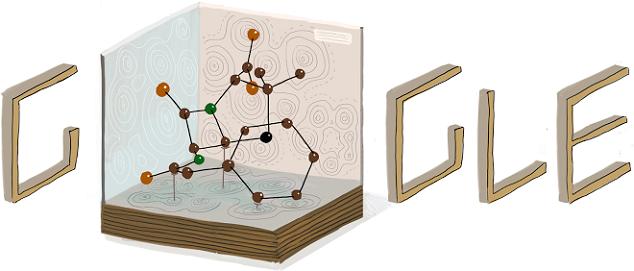 VI Festival de la Cristalografía: Edición ortorrómbico centrado en la base