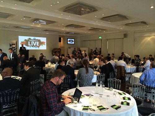 Thoughtworks Live 2014 London - Start